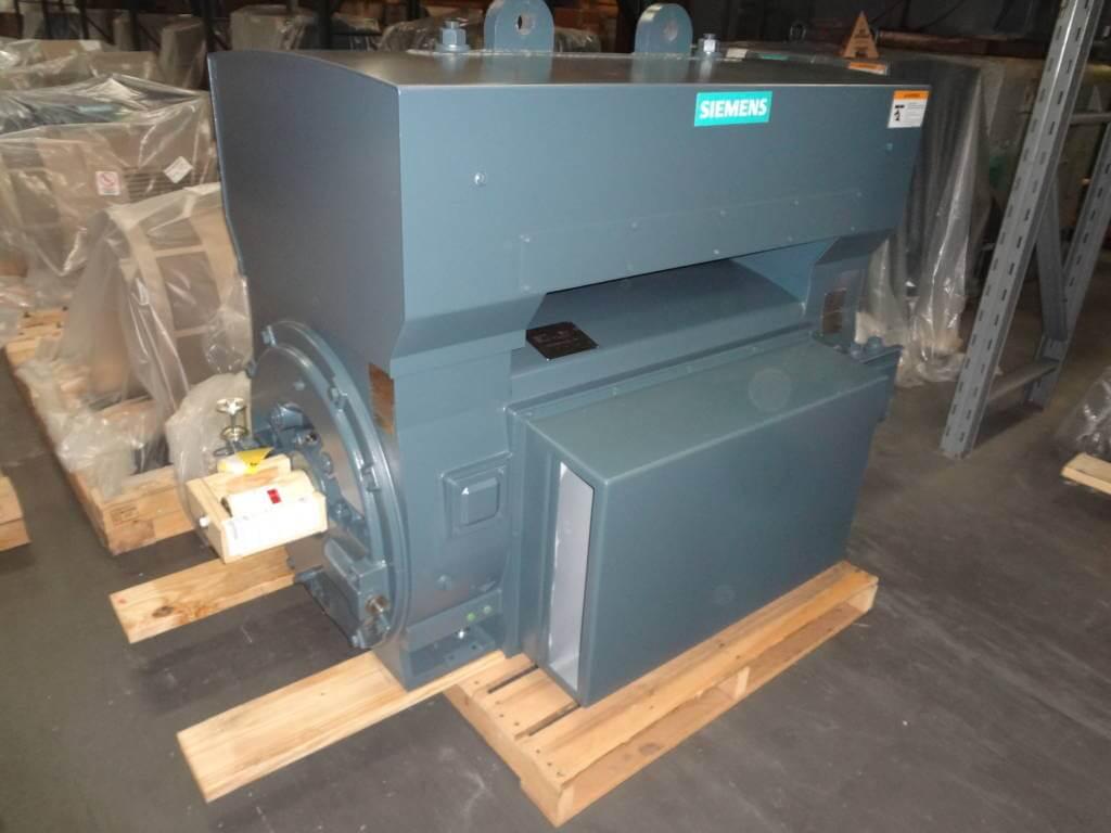 2000 HP, 3600 RPM, SIEMENS, FRAME 5812S, SBWPII, 2300/4000V, NEW ...