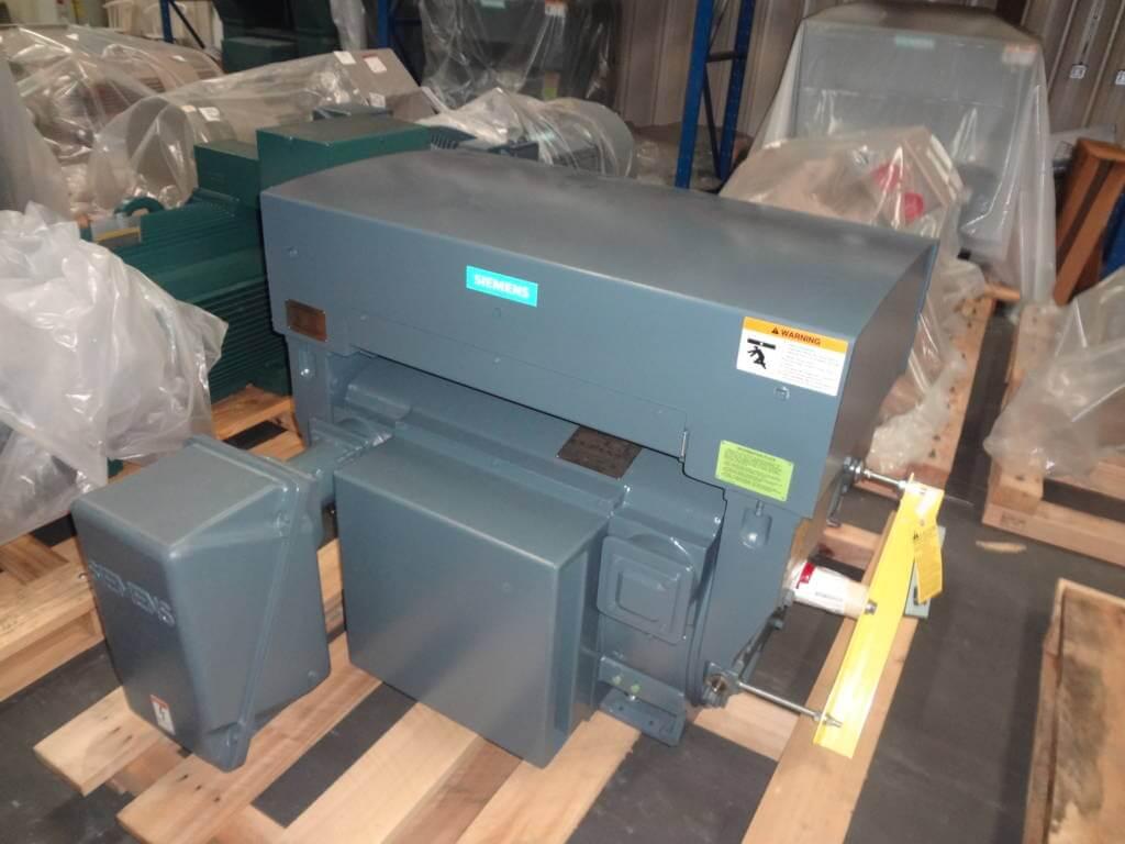 800 Hp 3600 Rpm Siemens Frame 508s Sbwpii 2300 4000v New