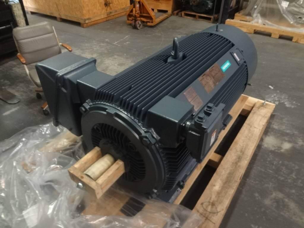 800 Hp 3600 Rpm Siemens Frame 5810s Bbtefc 2300 4000v New