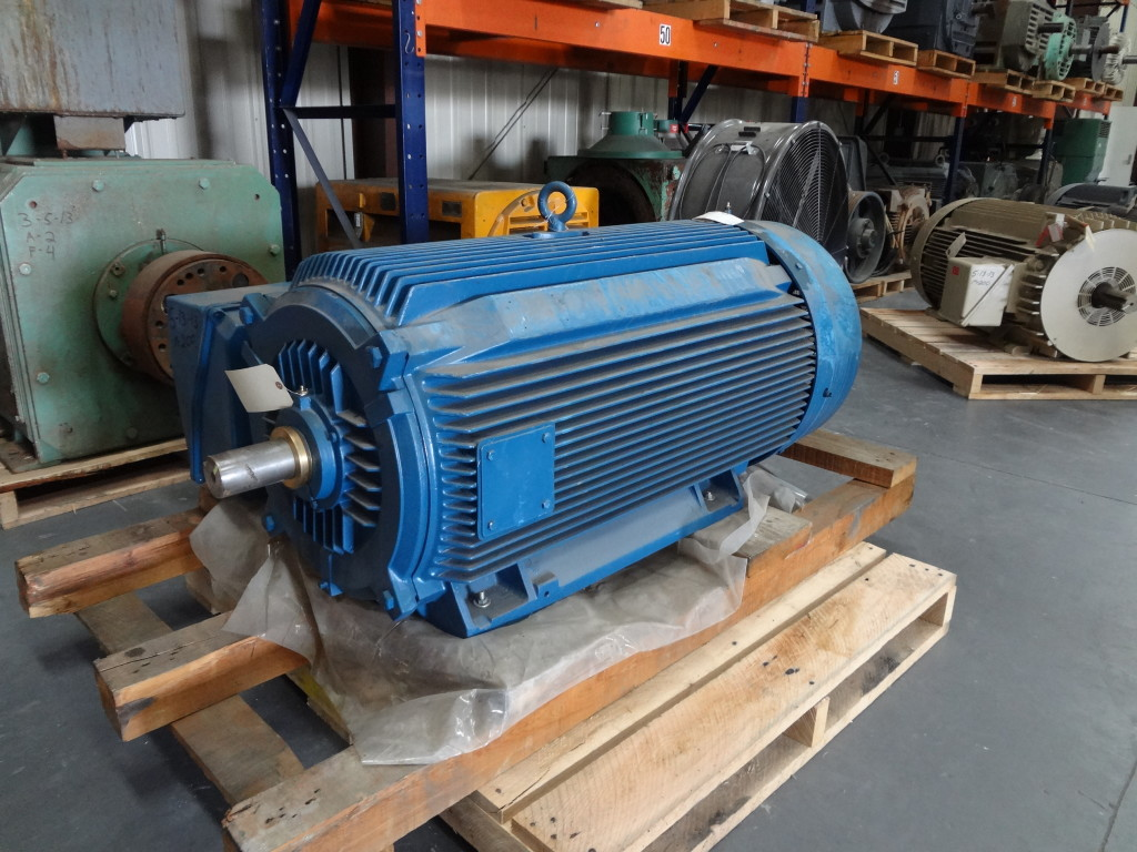 interested in selling your electric motors we buy surplus