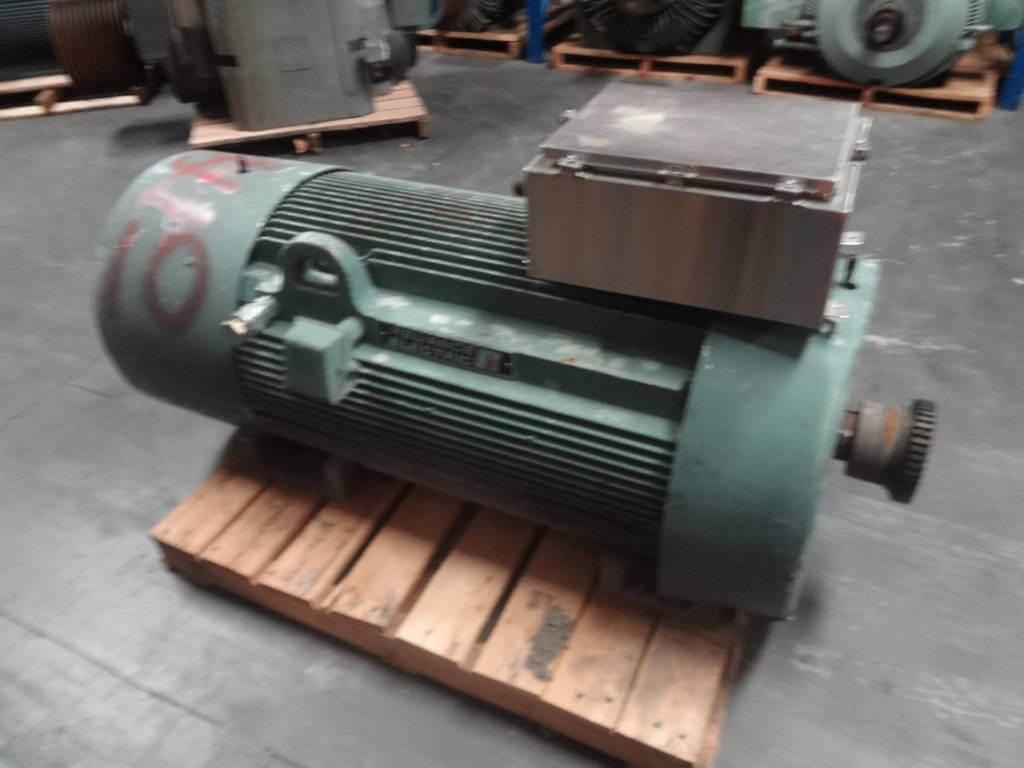 600 Hp 1800 Rpm Reliance Frame 5012z Bbtefc 2300 4000v